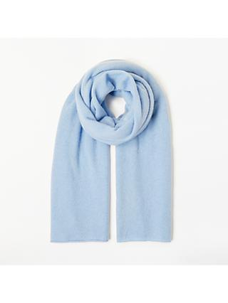 John Lewis & Partners Cashmere Travel Wrap