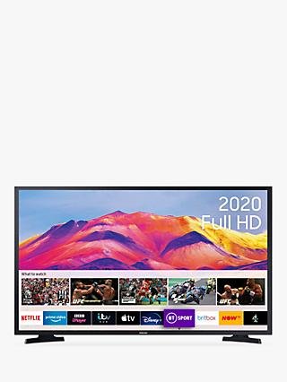 Samsung UE32T5300 (2020) LED HDR Full HD 1080p Smart TV, 32 inch with TVPlus, Black