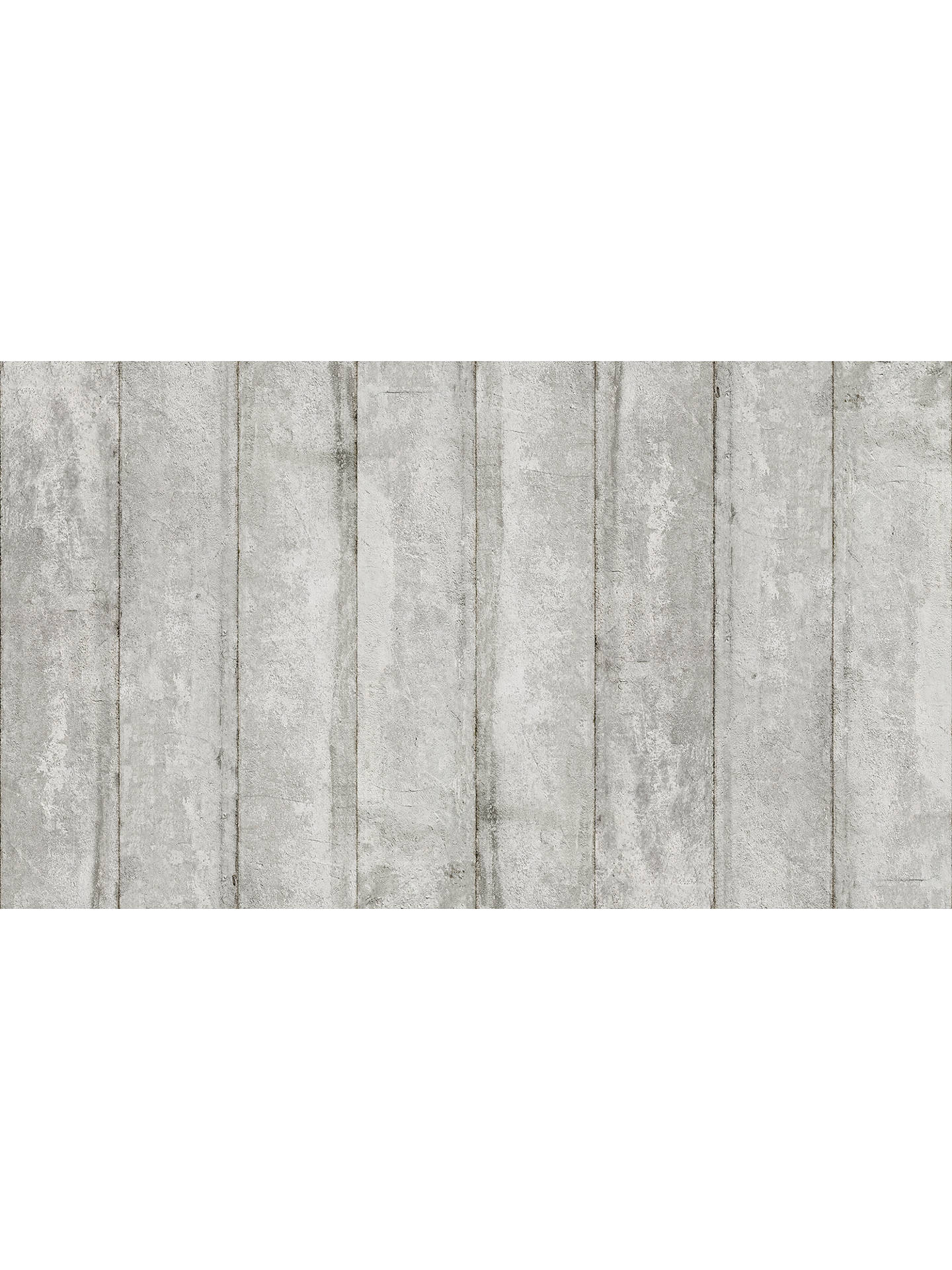 Buy NLXL Rough Grey Wallpaper, CON-03 Online at johnlewis.com