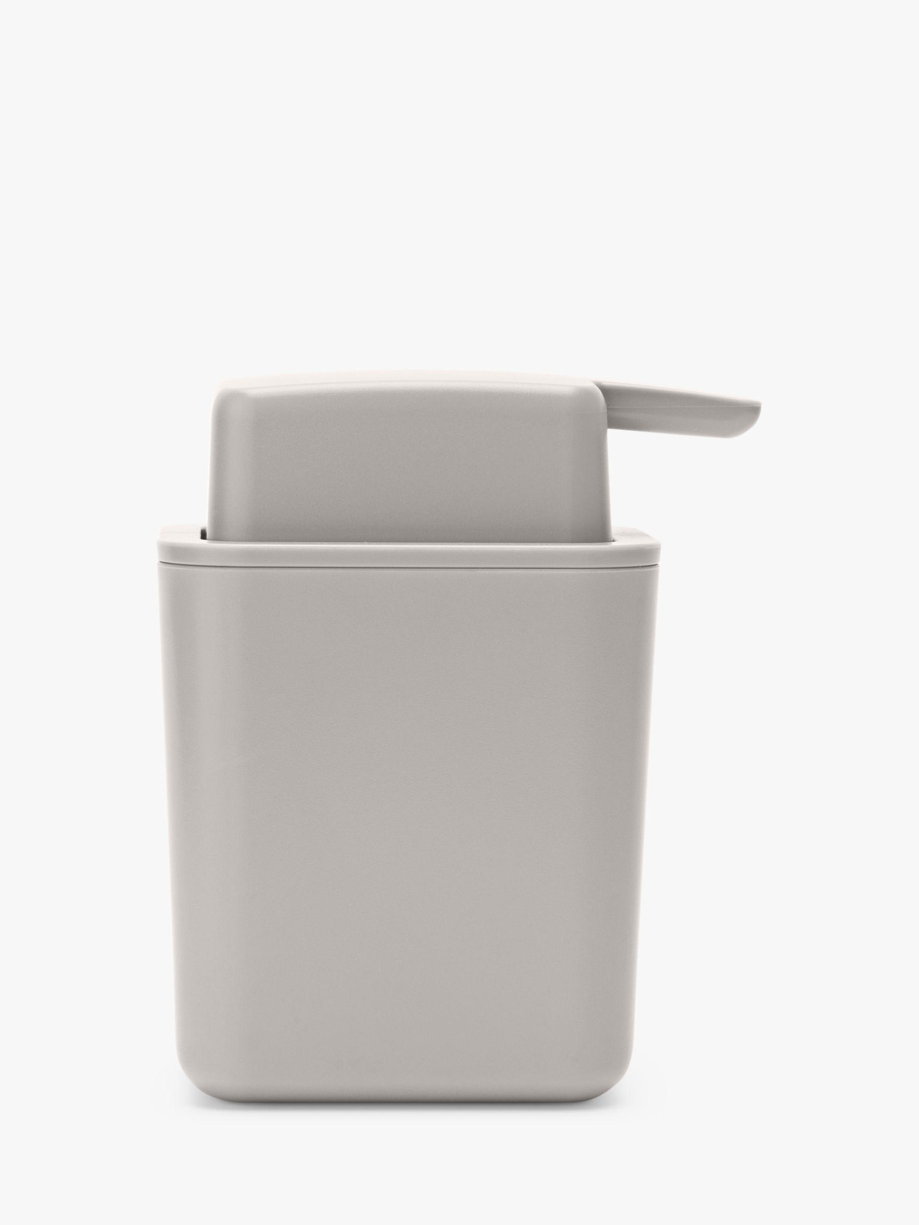 Brabantia Soap Pump, Mid Grey