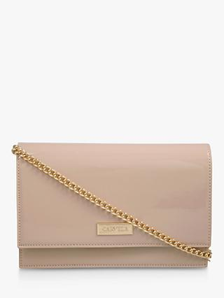 Carvela Koko Patent Clutch Bag