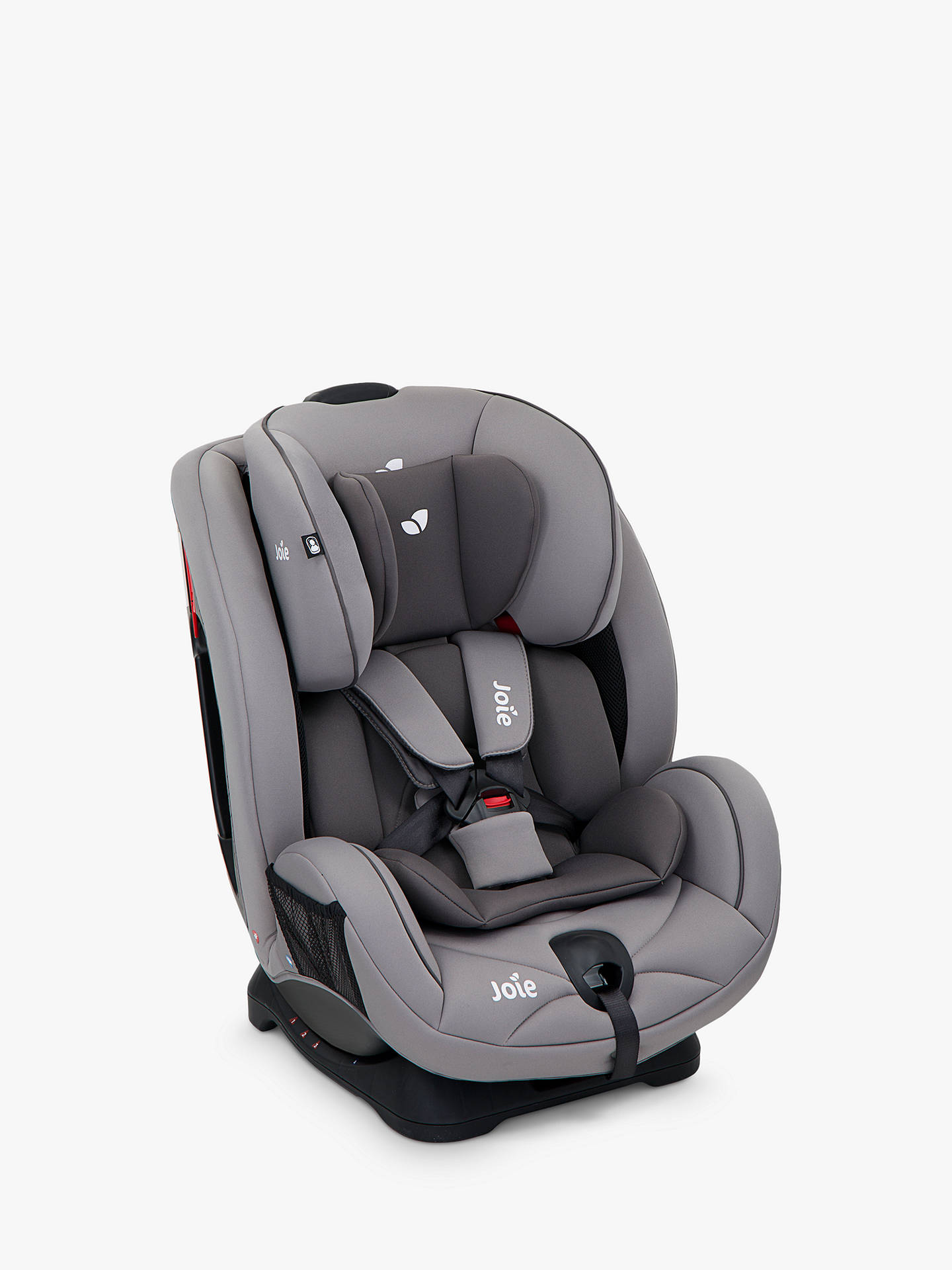 Joie Baby Stages Group 0+/1/2 Car Seat, Grey Flannel at ...