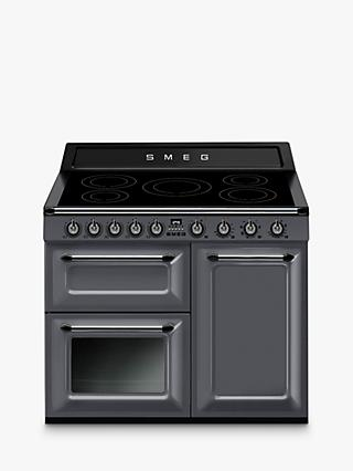 Smeg Victoria TR103I Range Cooker with Induction Hob, 100cm Wide