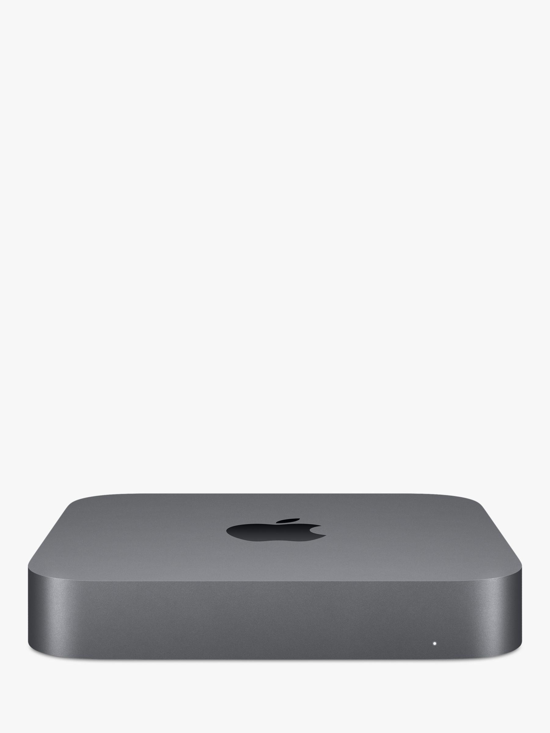 Apple Mac mini 2020 Desktop Computer, Intel Core i3, 8GB RAM, 256GB SSD, Space Grey