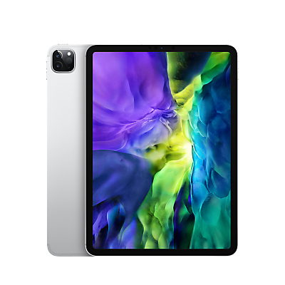 Image of 2020 Apple iPad Pro 11, A12Z Bionic, iOS, Wi-Fi & Cellular, 512GB