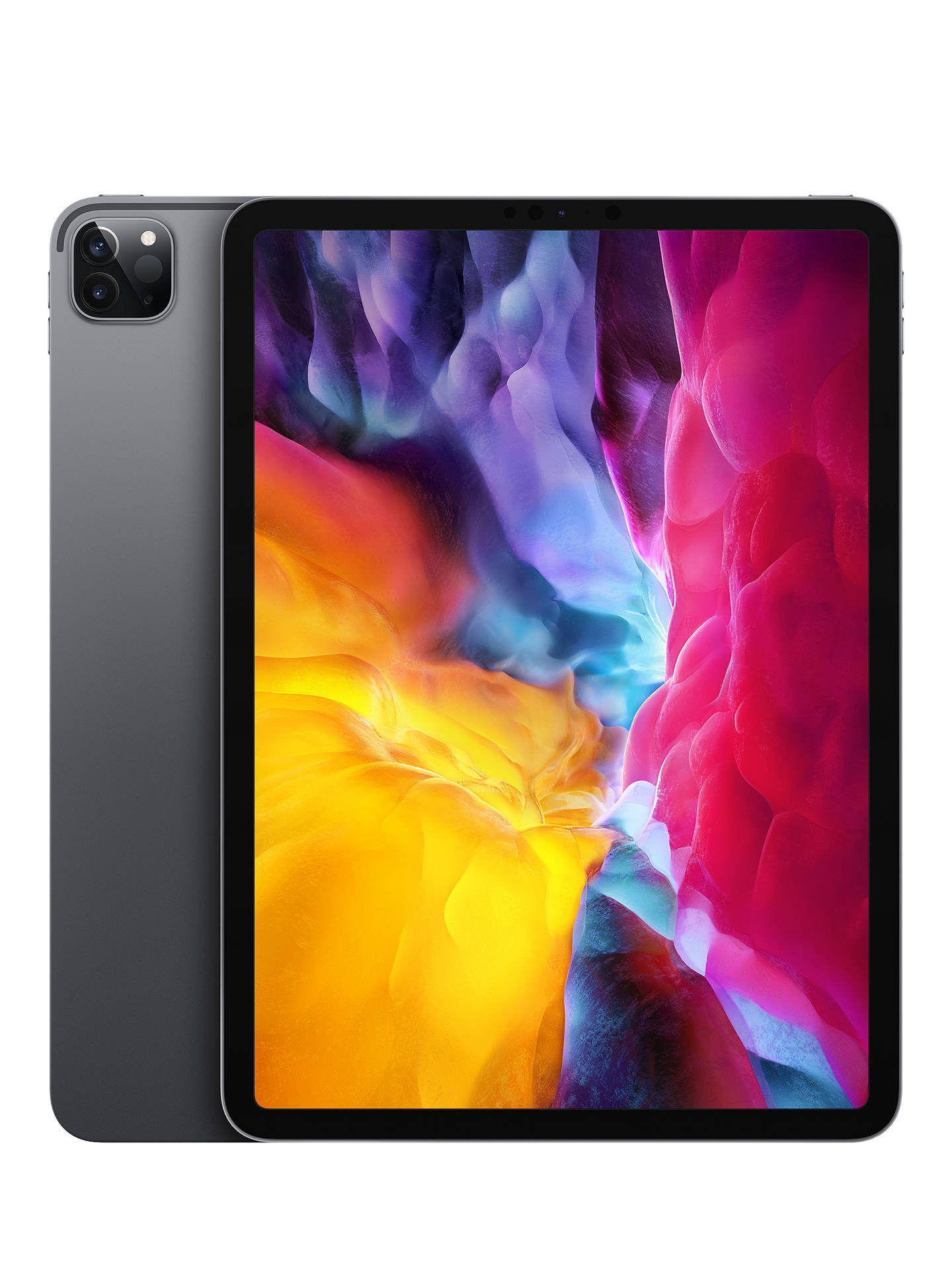 "2020 Apple iPad Pro 11"", A12Z Bionic, iOS, Wi-Fi, 256GB, Space Grey"