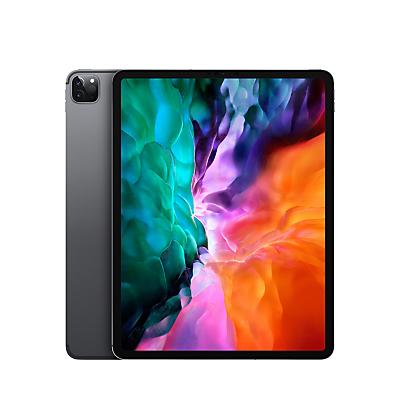Image of 2020 Apple iPad Pro 12.9, A12Z Bionic, iOS, Wi-Fi & Cellular, 256GB