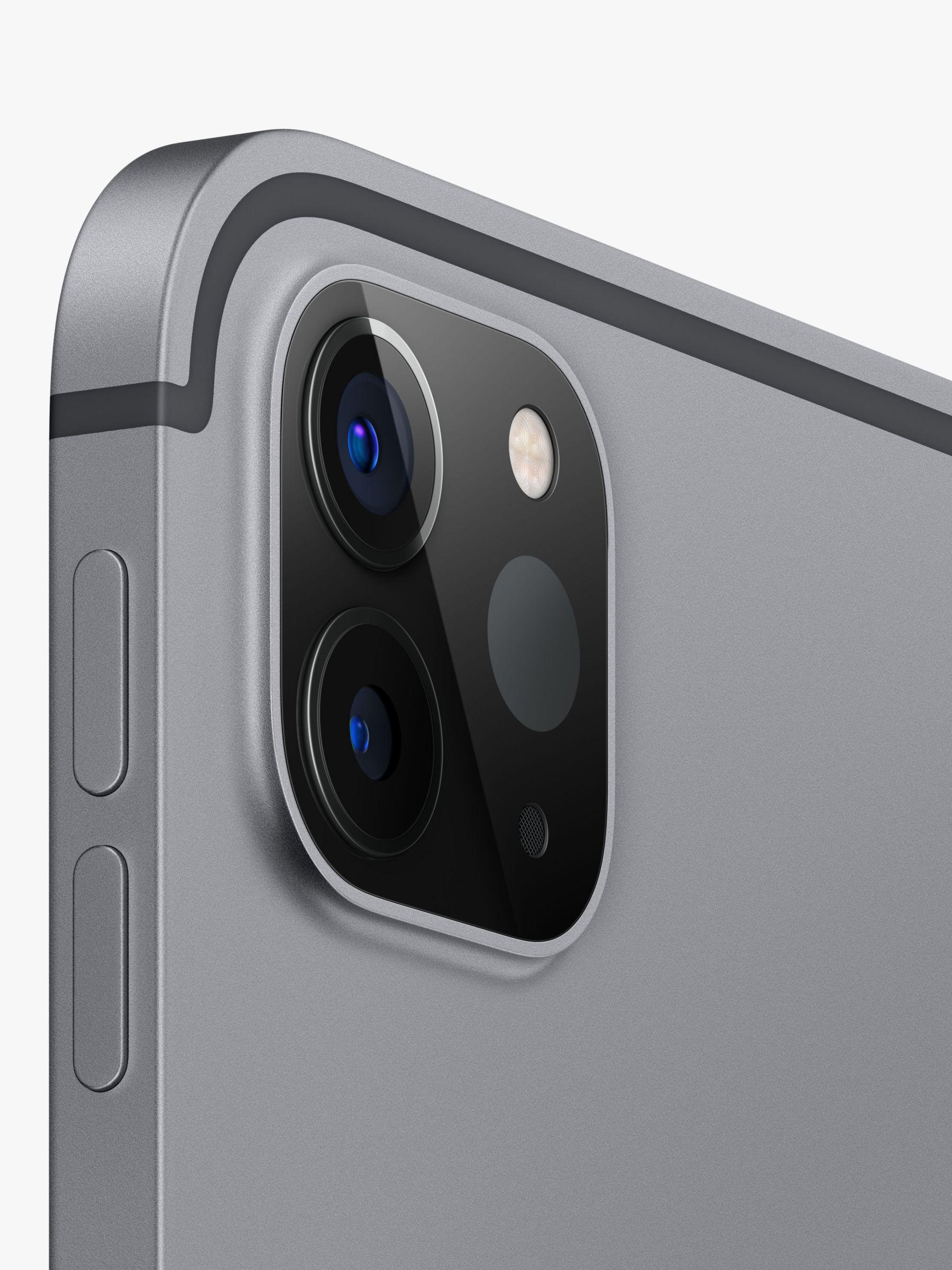 2020 Apple Ipad Pro 12 9 A12z Bionic Ios Wi Fi Cellular 256gb At John Lewis Partners