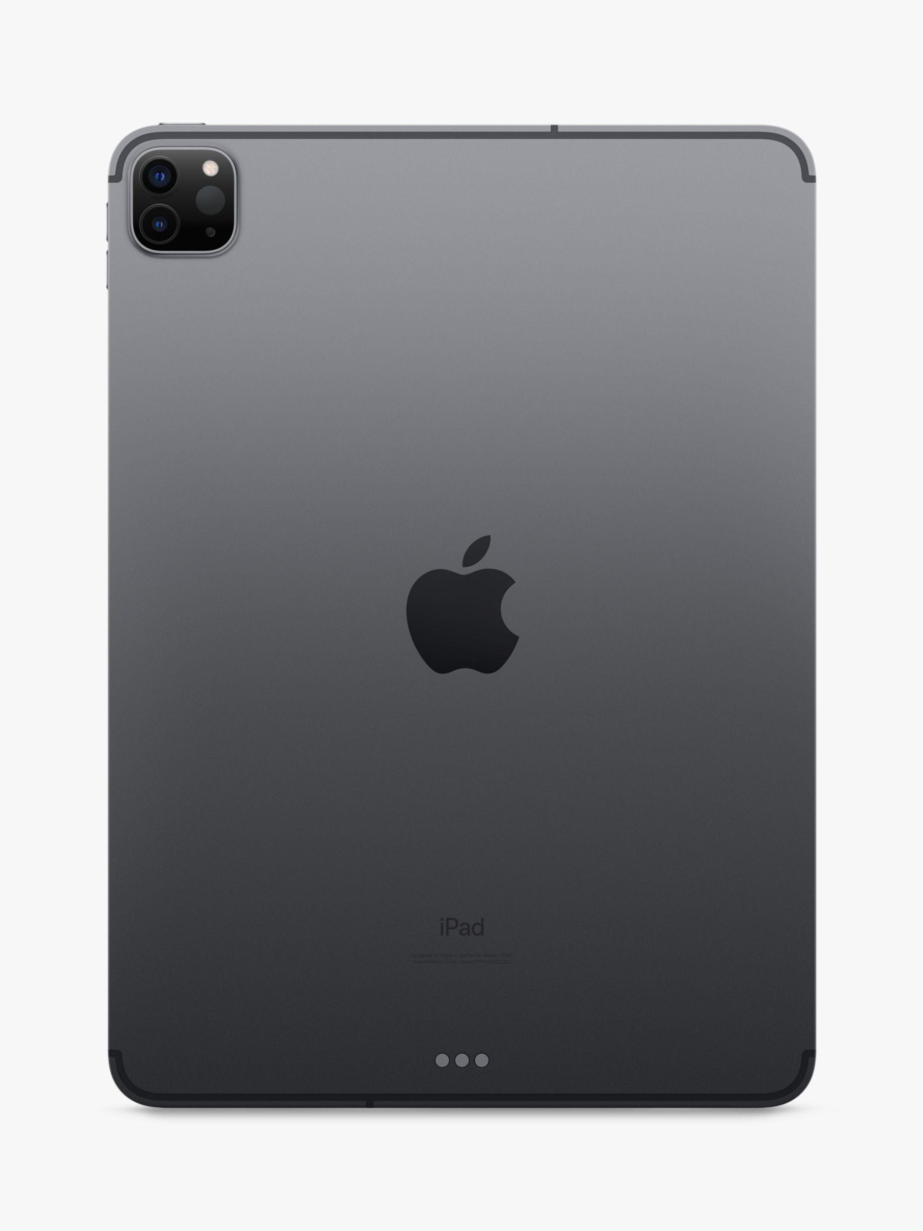 2020 Apple Ipad Pro 11 A12z Bionic Ios Wi Fi Cellular 512gb At John Lewis Partners