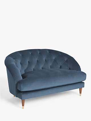 John Lewis & Partners + Swoon Radley Loveseat