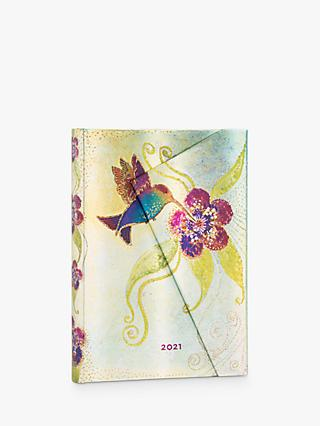 Paperblanks Hummingbird Mid-Year Diary 2020-21