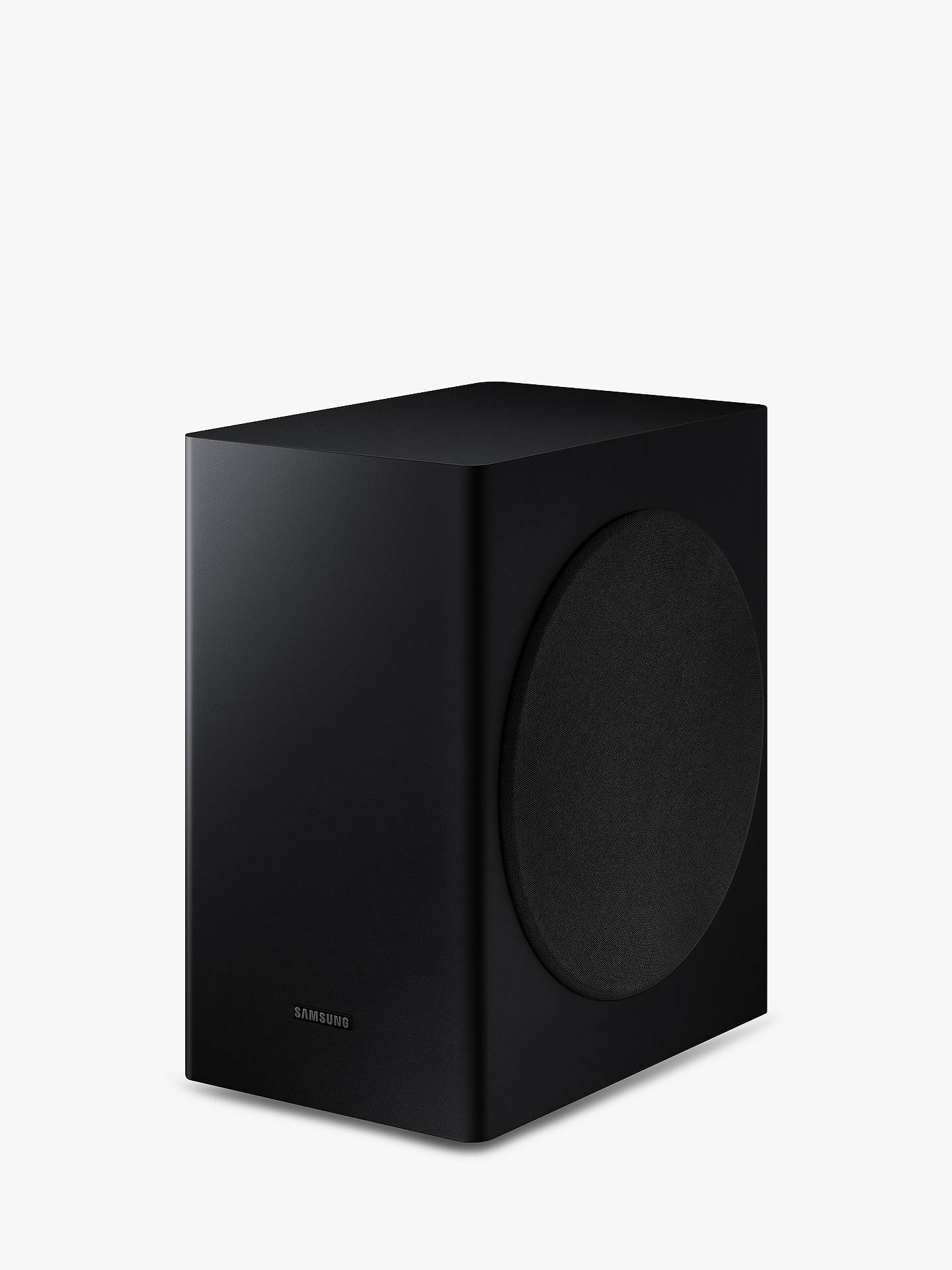 Buy Samsung HW-Q60T Bluetooth Cinematic Sound Bar with Virtual DTS:X & Wireless Subwoofer Online at johnlewis.com