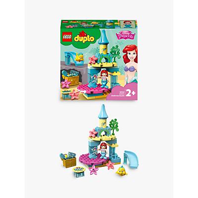 LEGO DUPLO Disney Princess 10922 Ariels Undersea Castle