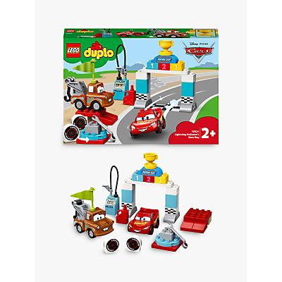 LEGO DUPLO 10924 Lightning McQueens Race Day