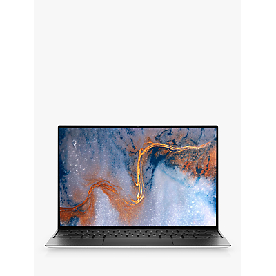 Image of Dell XPS 13 9300 Laptop, Intel Core i7 Processor, 16GB RAM, 1TB SSD, 13.4 Ultra HD+, Platinum Silver