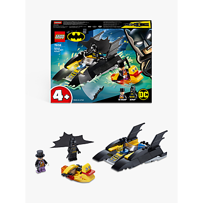 LEGO DC Batman 76158 Batboat The Penguin Pursuit