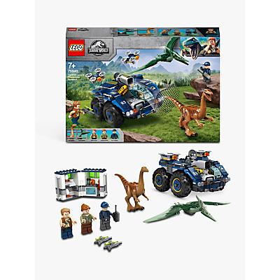 LEGO Jurassic World 75940 Gallimimus and Pteranodon Dinosaur Breakout