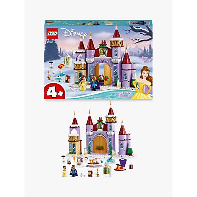 LEGO Disney Princess 43180 Belles Castle Winter Celebration