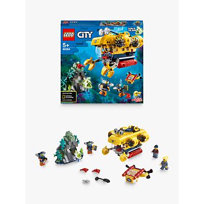 LEGO City 60264 Ocean Exploration Submarine