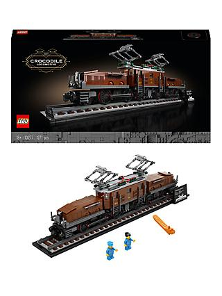 LEGO Creator 10277 Crocodile Locomotive