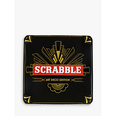 Image of Scrabble Art Deco Special Edition