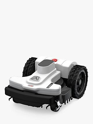 Ambrogio 4.0B Premium Robotic Self-Propelled Lawn Mower, 25cm, White