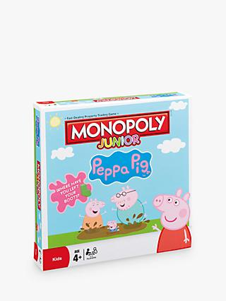 Monopoly Junior: Peppa Pig Edition
