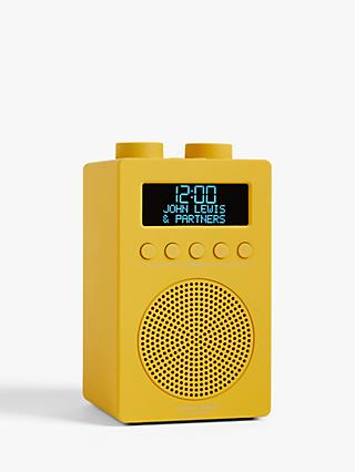 ANYDAY John Lewis & Partners Spectrum Solo Portable DAB+/FM Digital Radio
