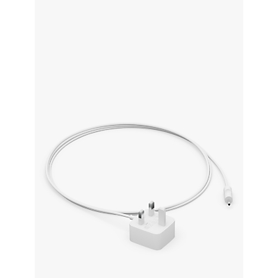 Sonos Long Power Cable for Sonos One, 3.5m