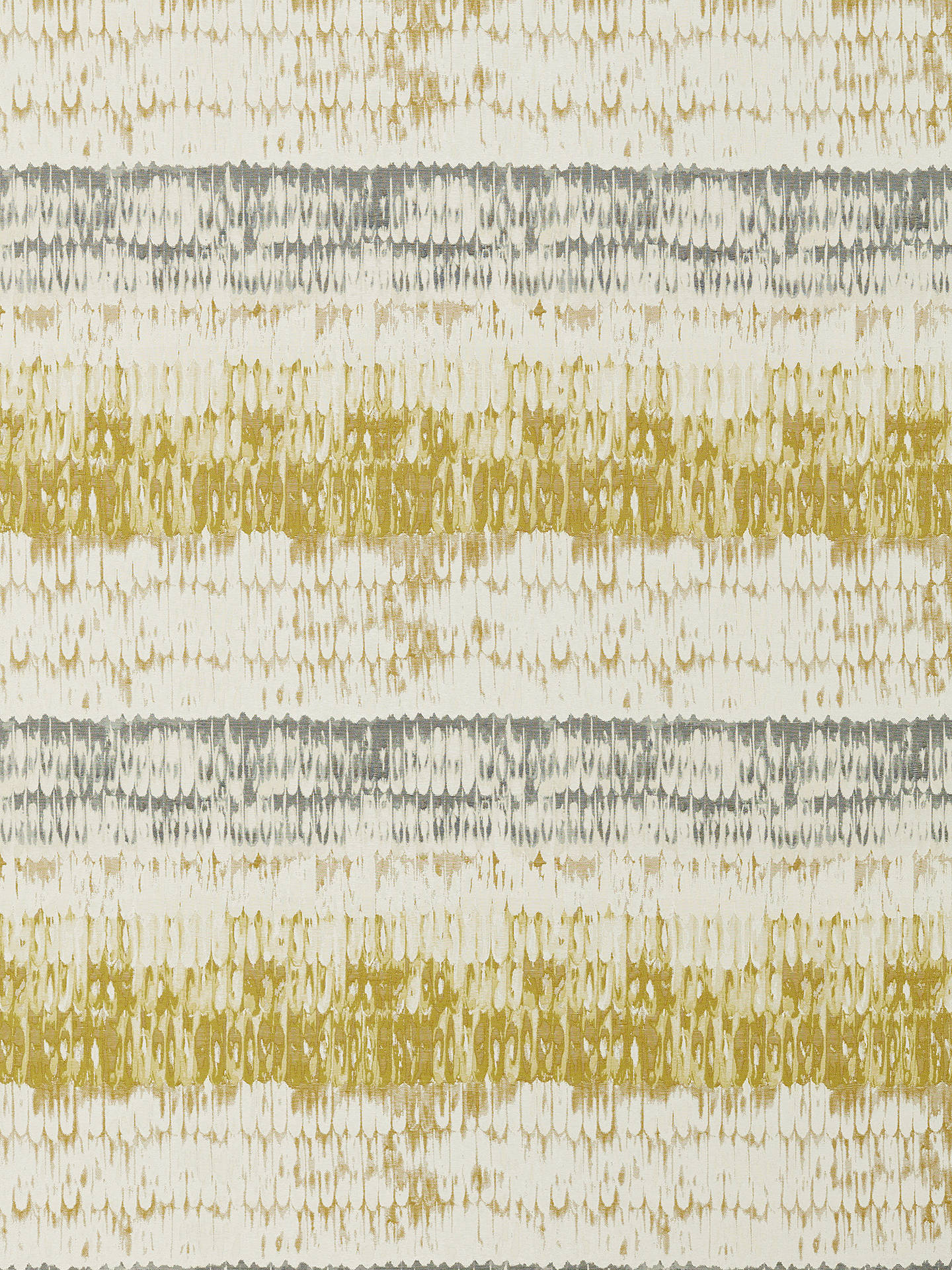 Buy Harlequin Pontia Furnishing Fabric, Ochre/Steel Online at johnlewis.com