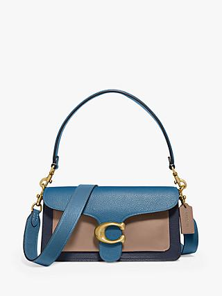 Coach Tabby 26 Leather Shoulder Bag