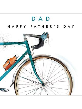 Cardmix Bicycle Father's Day Card