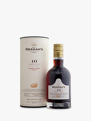 Graham's 10 Year Old Tawny Port, 20cl