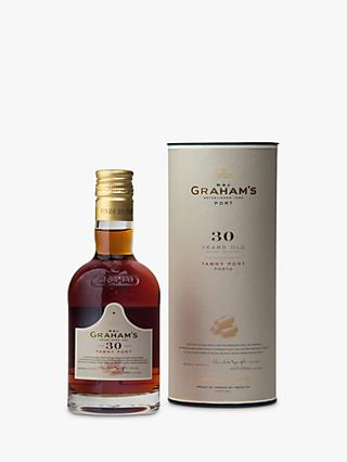 Graham's 30 Year Old Tawny Port, 20cl