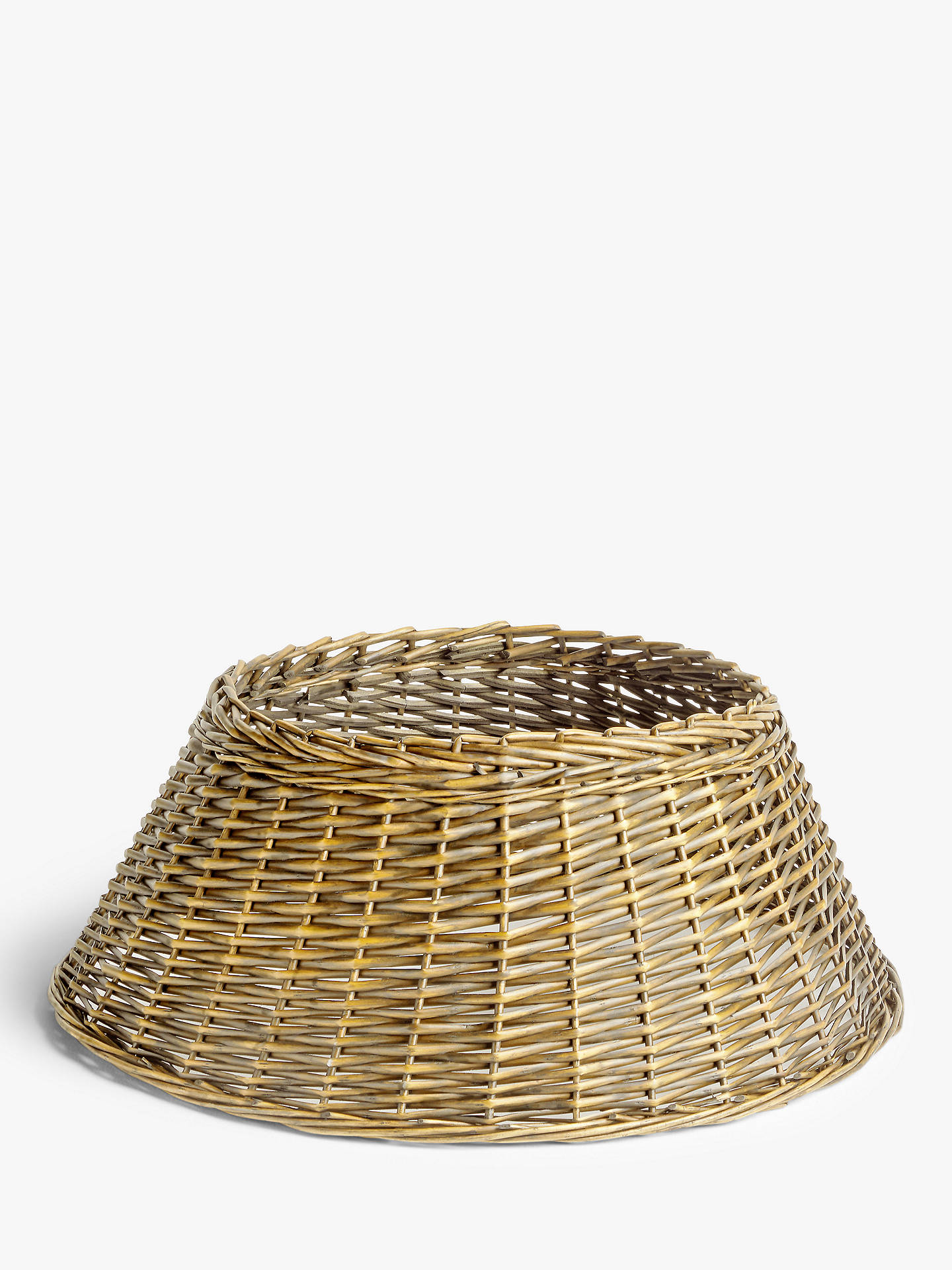 Buy John Lewis & Partners Willow Tree Skirt, Natural, Extra Large Online at johnlewis.com
