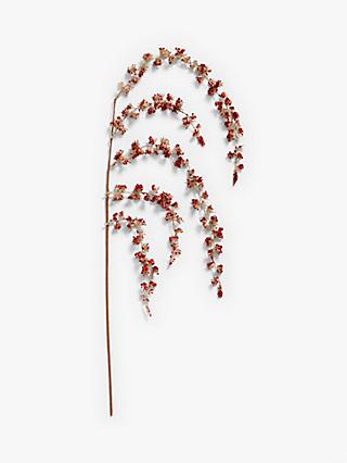 John Lewis & Partners Japonism Willow Spray, Red