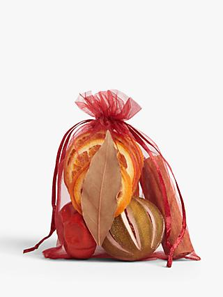 Jormaepourri Scented Dried Fruit Bag, 100g