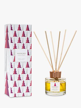 John Lewis & Partners Winter Spice Reed Diffuser, 120ml