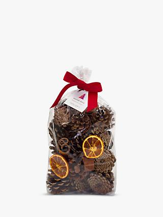 John Lewis & Partners Winter Spice Pot Pourri