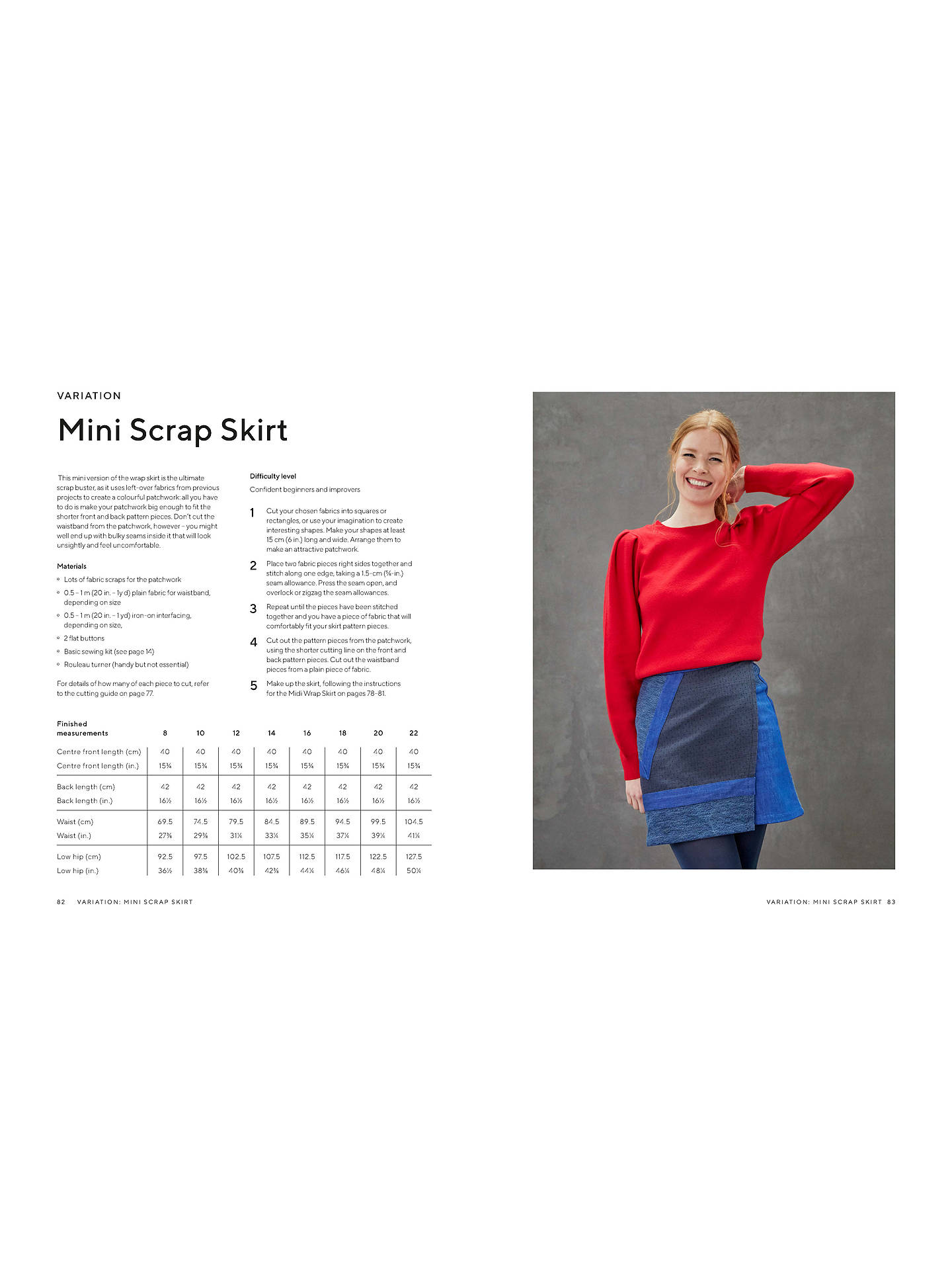 Buy The Great British Sewing Bee Sustainable Style Book Online at johnlewis.com