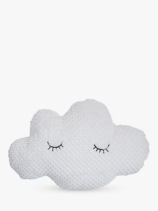 Bloomingville MINI Large Cloud Cushion, White