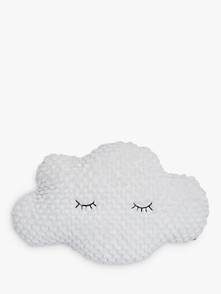 Bloomingville MINI Small Cloud Cushion, White