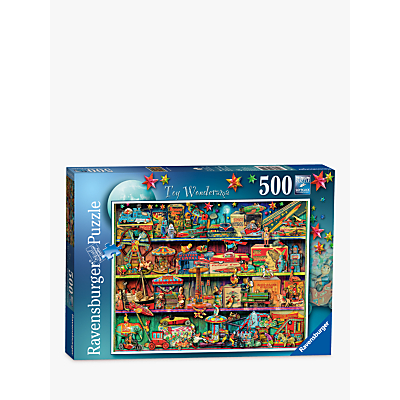 Image of Ravensburger Toy Wonderama Jigsaw Puzzle, 500 Pieces