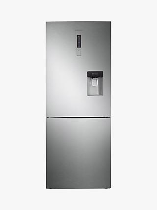 Samsung RL4363SBASL Freestanding 70/30 Fridge Freezer, Silver