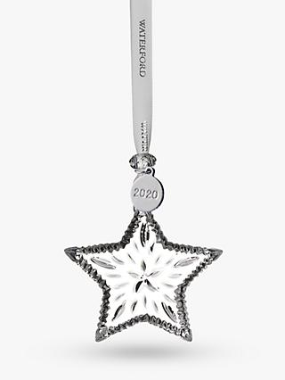 Waterford Crystal Mini Star Christmas Tree Decoration