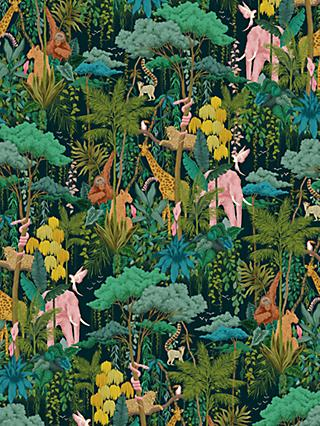 Art File Jungle Wrapping Paper, 3m