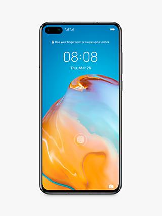 "Huawei P40 Smartphone, Android, 8GB RAM, 6.1"", 5G LTE, SIM Free, 128GB"