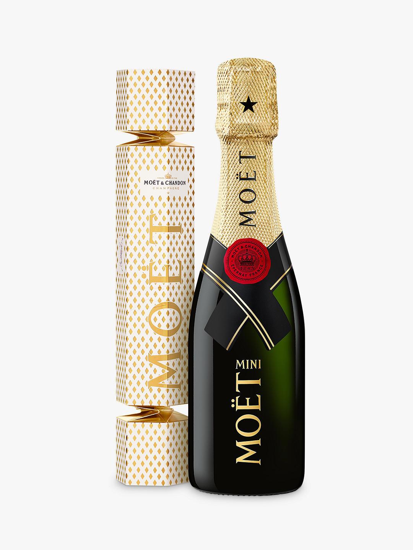 Moët & Chandon Moët Impérial Mini Champagne Cracker, 20cl