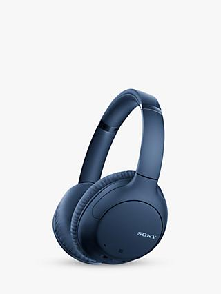 Sony WH-CH710N Noise Cancelling Wireless Bluetooth NFC Over-Ear Headphones with Mic/Remote