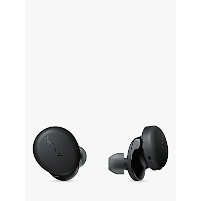 Image of Sony WF-XB700 Extra Bass True Wireless Bluetooth Splash Resistant Sports In-Ear Headphones with Mic/Remote